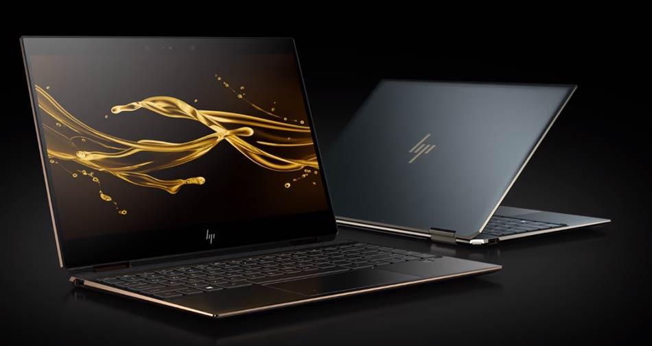El nuevo Spectre x360 13 cuenta con un diseño muy elegante
