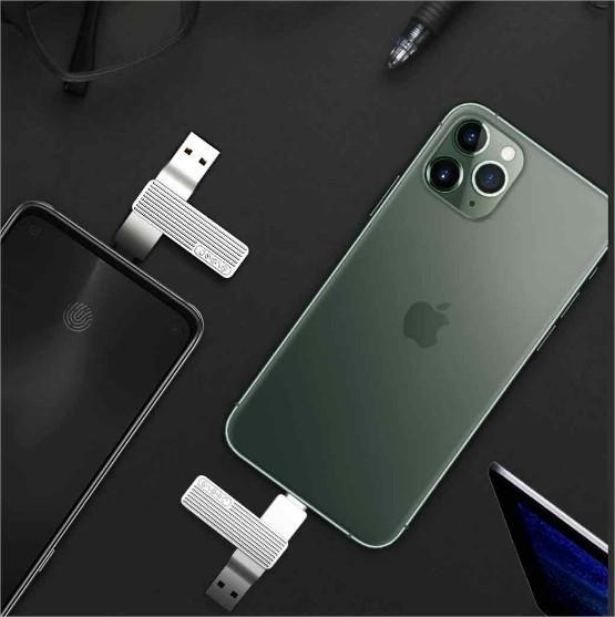 iPhone 11 por detrás