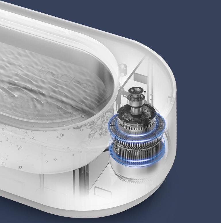 Limpiador ultrasonico Xiaomi
