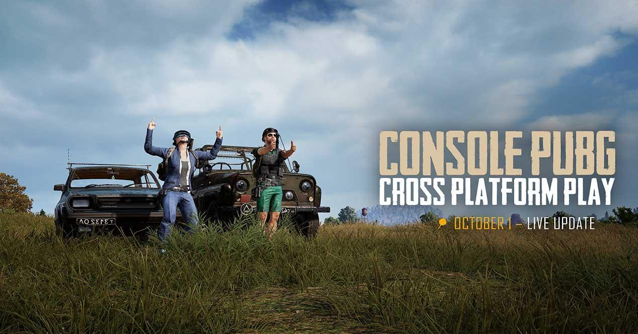 PlayersUnknown's Battleground nueva actualización