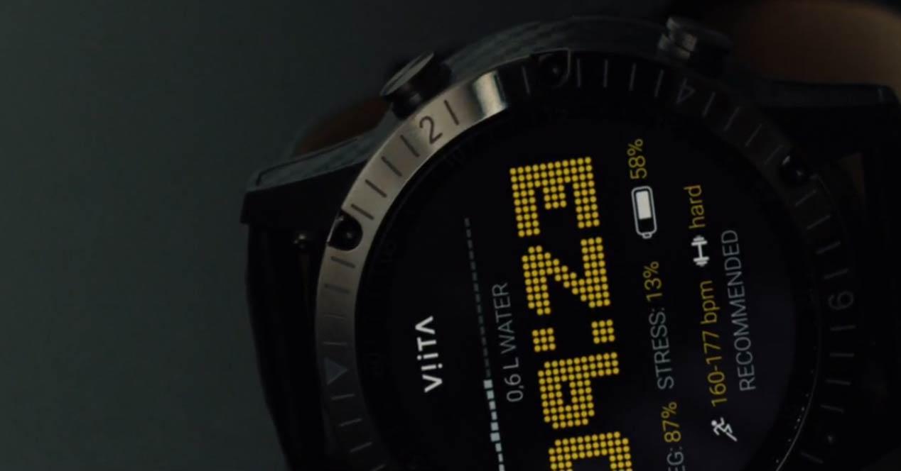 Viita Watches, su modelo Race HRV