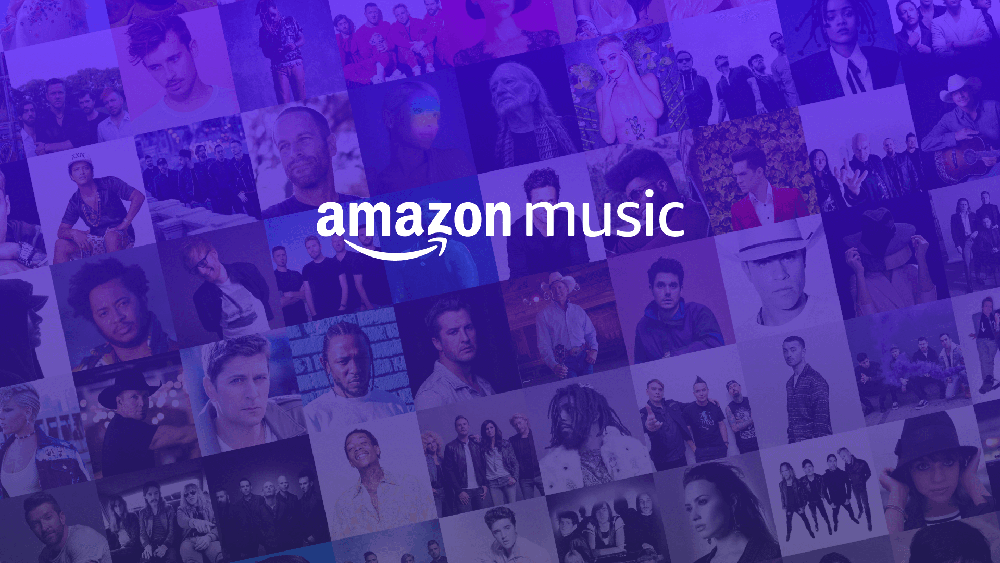 Logotipo de Amazon Music