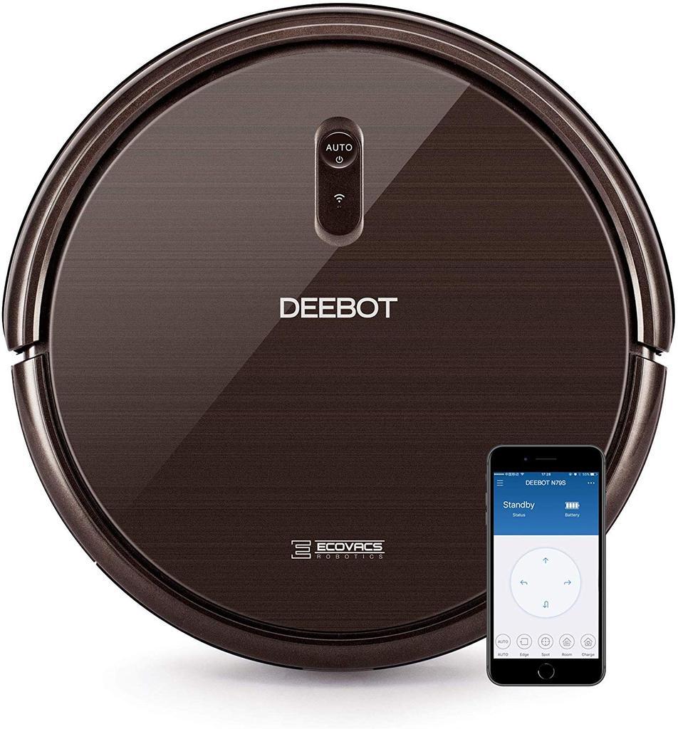 Aspirador Ecovacs Deebot N79S