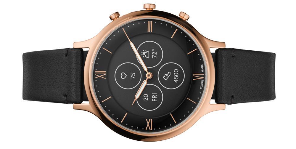 Smartwatch Fossil Hybrid HR värillinen dorado