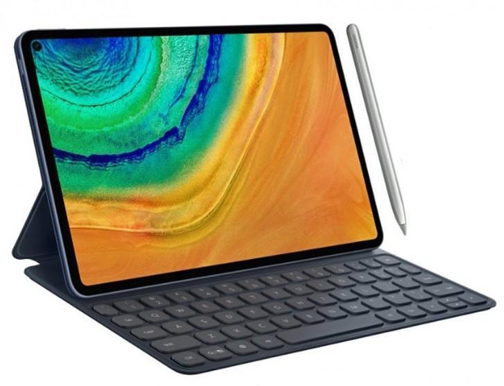 Diseño del tablet Huawei MatePad Pro