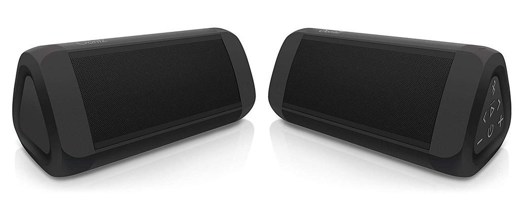 Diseño del altavoz OontZ Angle 3 Ultra