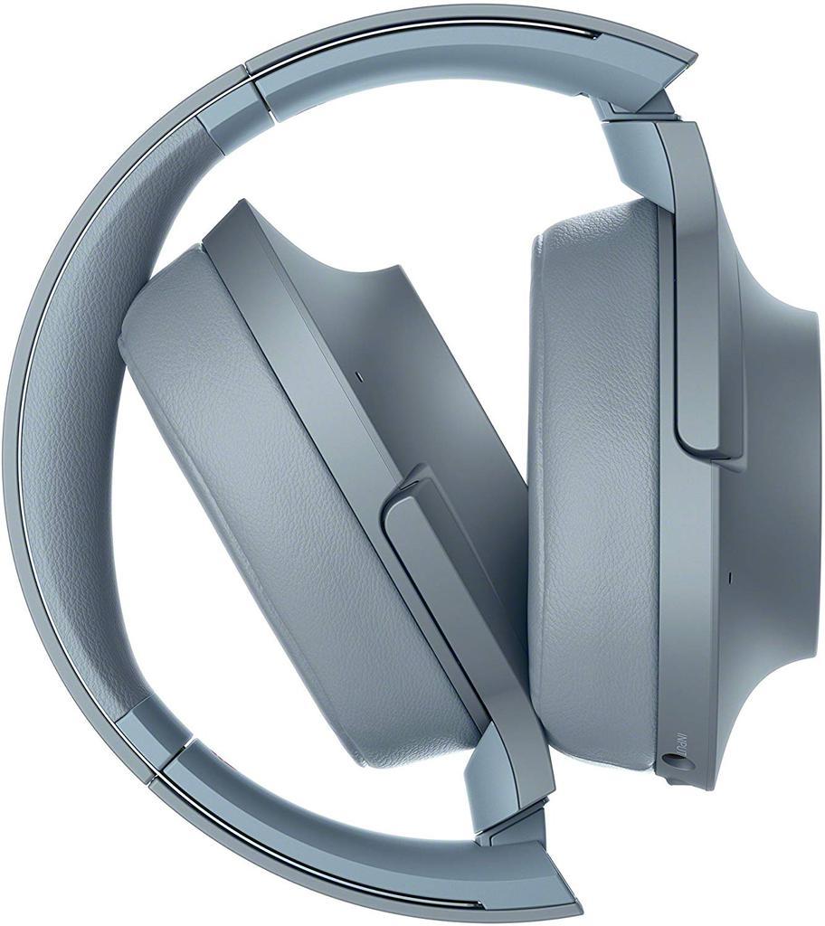 Auriculares Sony WHH900N plegados