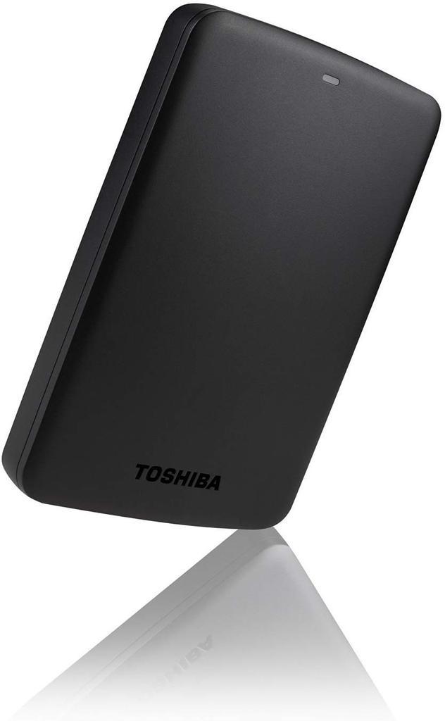 Dicso externo Toshiba Canvio Basics