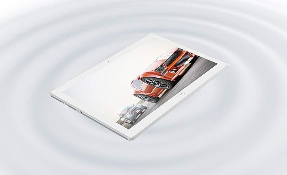 tablet Lenovo TAB4 10 Plus con fondo gros