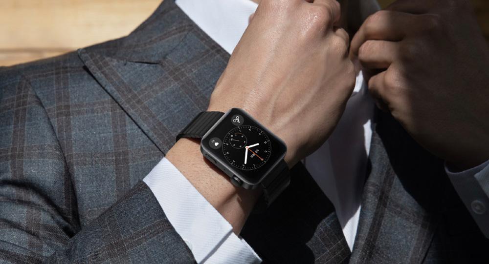 Uso del smartwatch Xiaomi Mi Watch