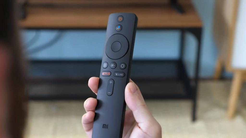 Xiaomi Mi Box S mando