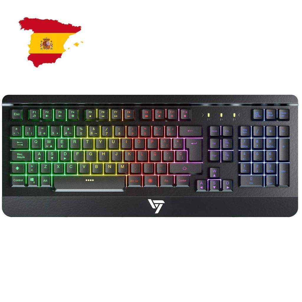 Teclado Gaming Español