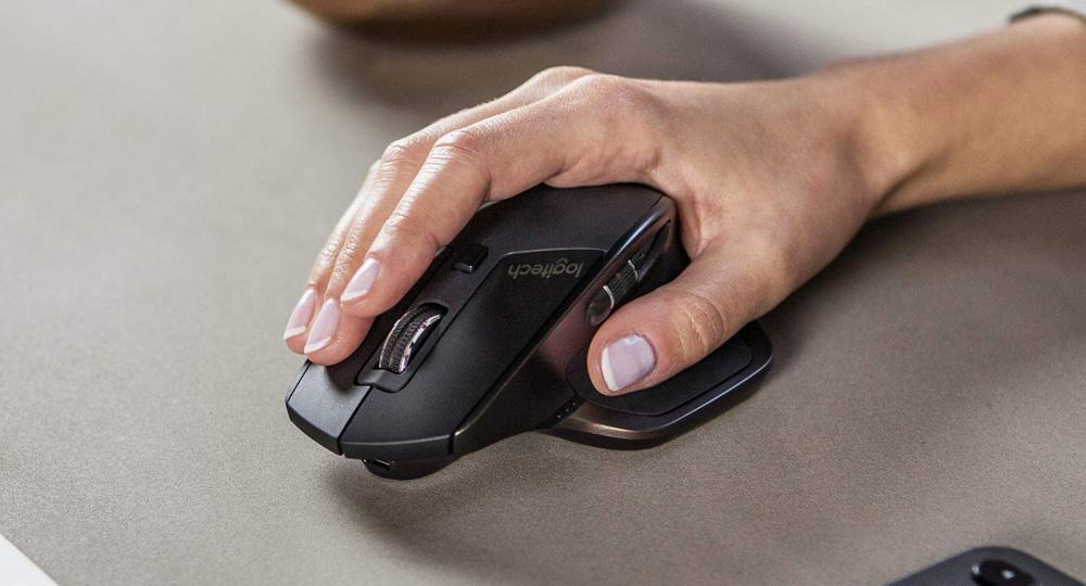 Uso del ratón inalámbrico Logitech MX Master