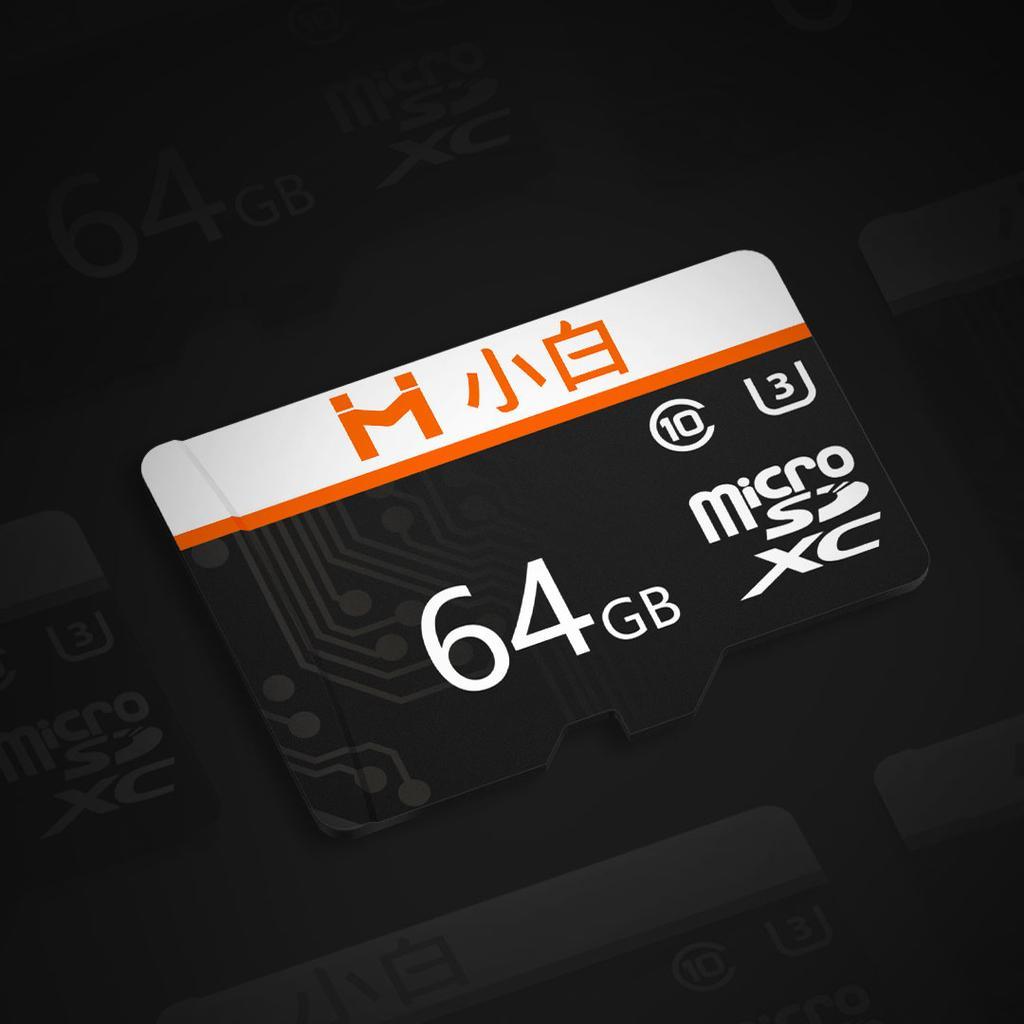 Colores de la tarjeta microSD de Xiaomi