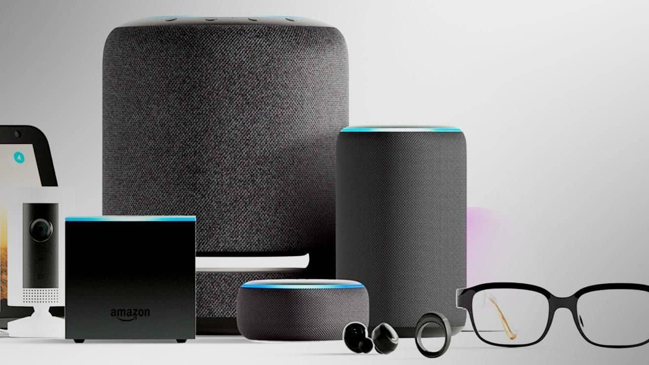 Conjunto de altavoces Amazon Echo