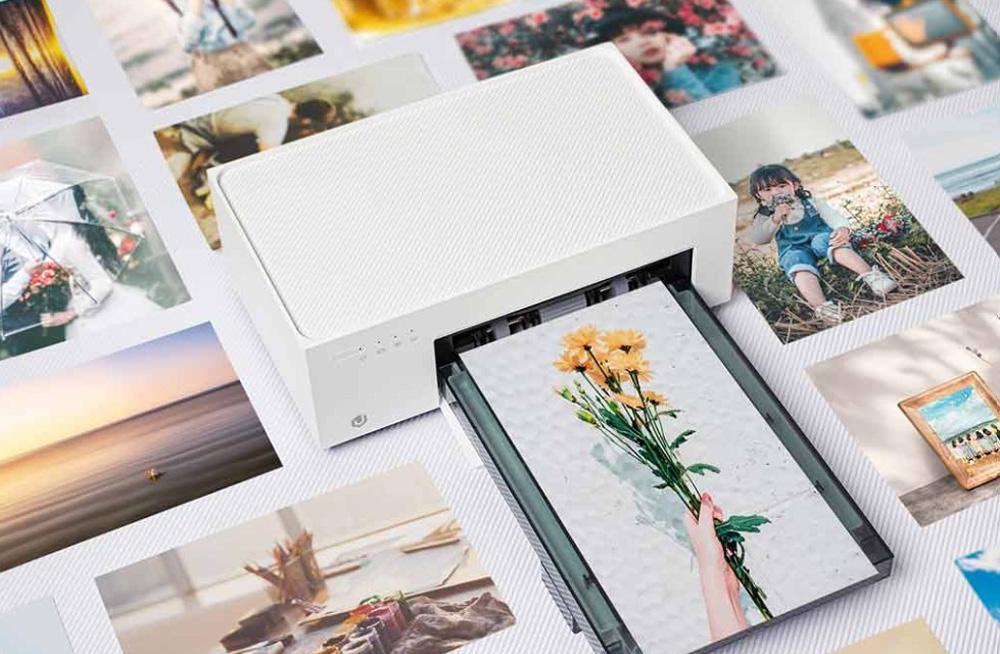 Impresora portátil Xiaomi fotográfica