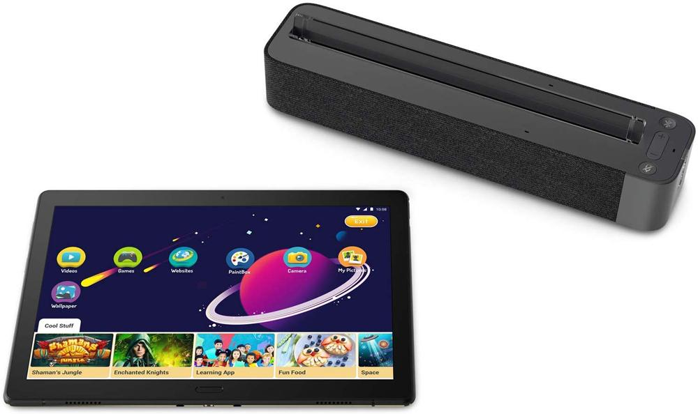 Tablet Lenovo Smart TabM10 con dock