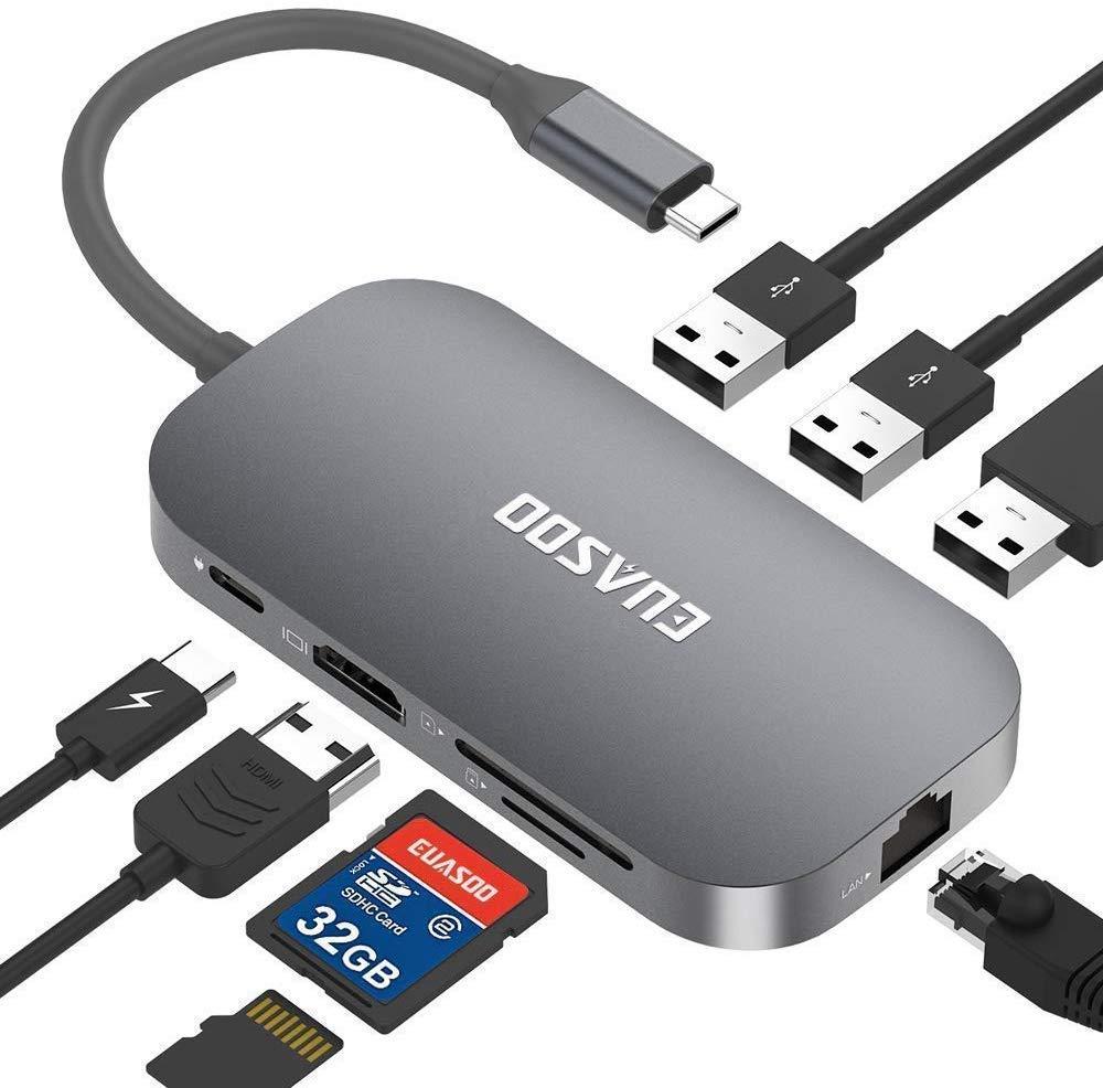 Hub EUASOO HUB USB C