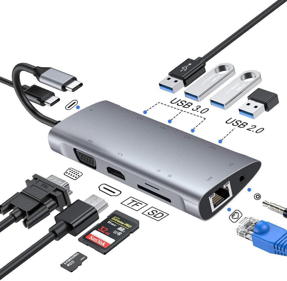 Hub FLYLAND Hub USB C