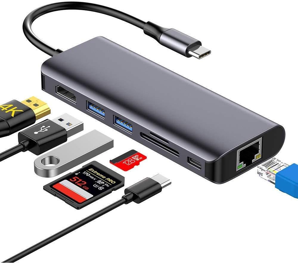 Hub Hotott Hub USB C