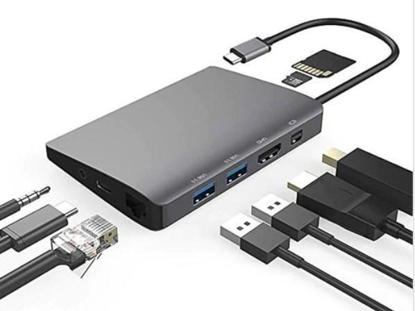 Hub Rester Hub USB tipo C