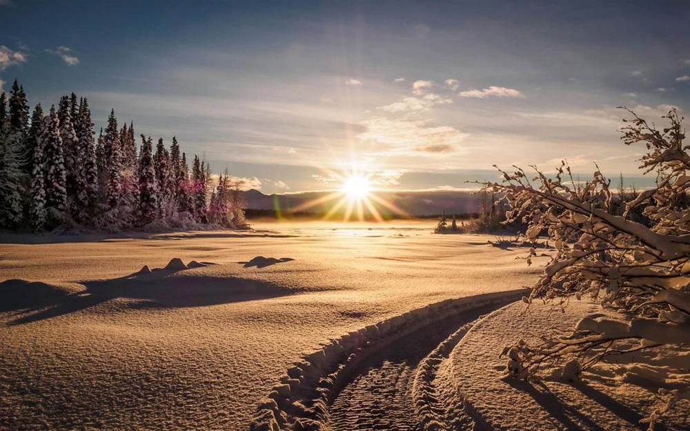 Imagen tema Chilly Morning para Windows 10