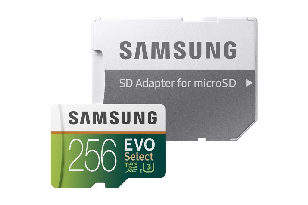 Samsung EVO Select de 256 GB