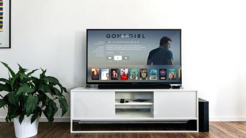 Smart TV Nokia 55CAUHDN