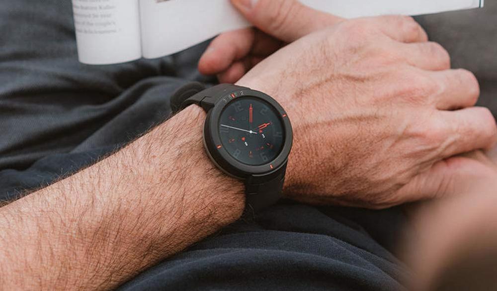 Uso del smartwatch Xiaomi Amazfit Verge