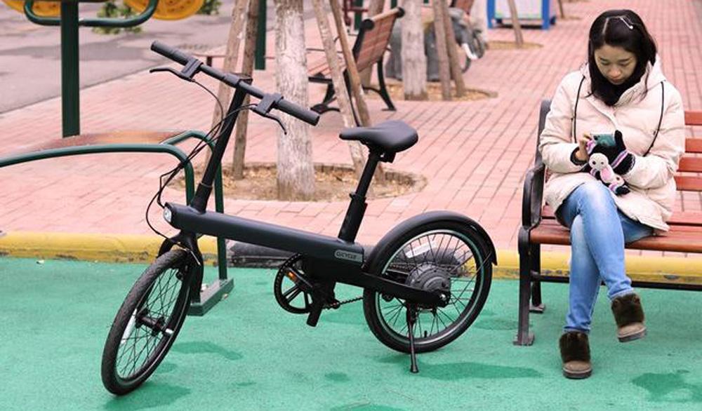 Bici eléctrica Xiaomi Qicycle