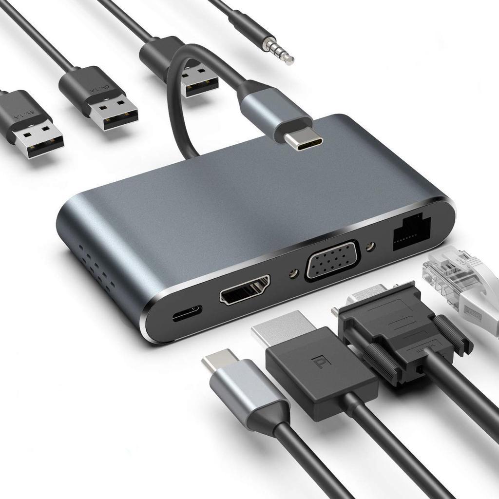 Hub USb tipo C XDDIAS Hub USB Tipo C