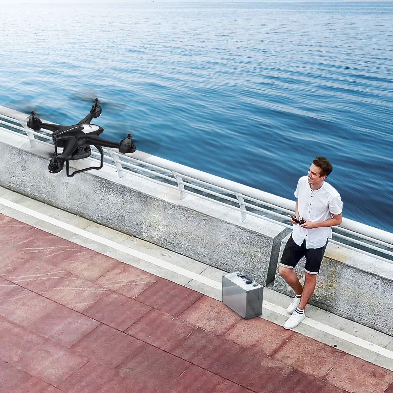 Potensic, uno de los mejores drones baratos de Amazon