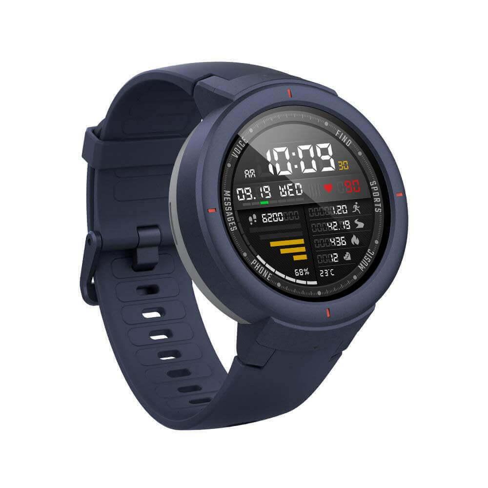 Diseño del smartwatch Xiaomi Amazfit Verge