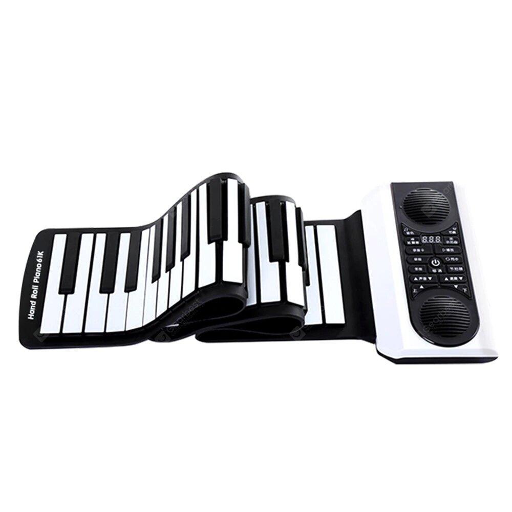 teclado enrollable