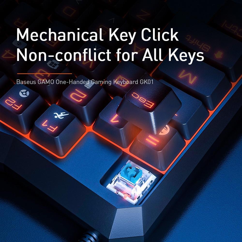 teclado gaming Xiaomi Baseus GAMO