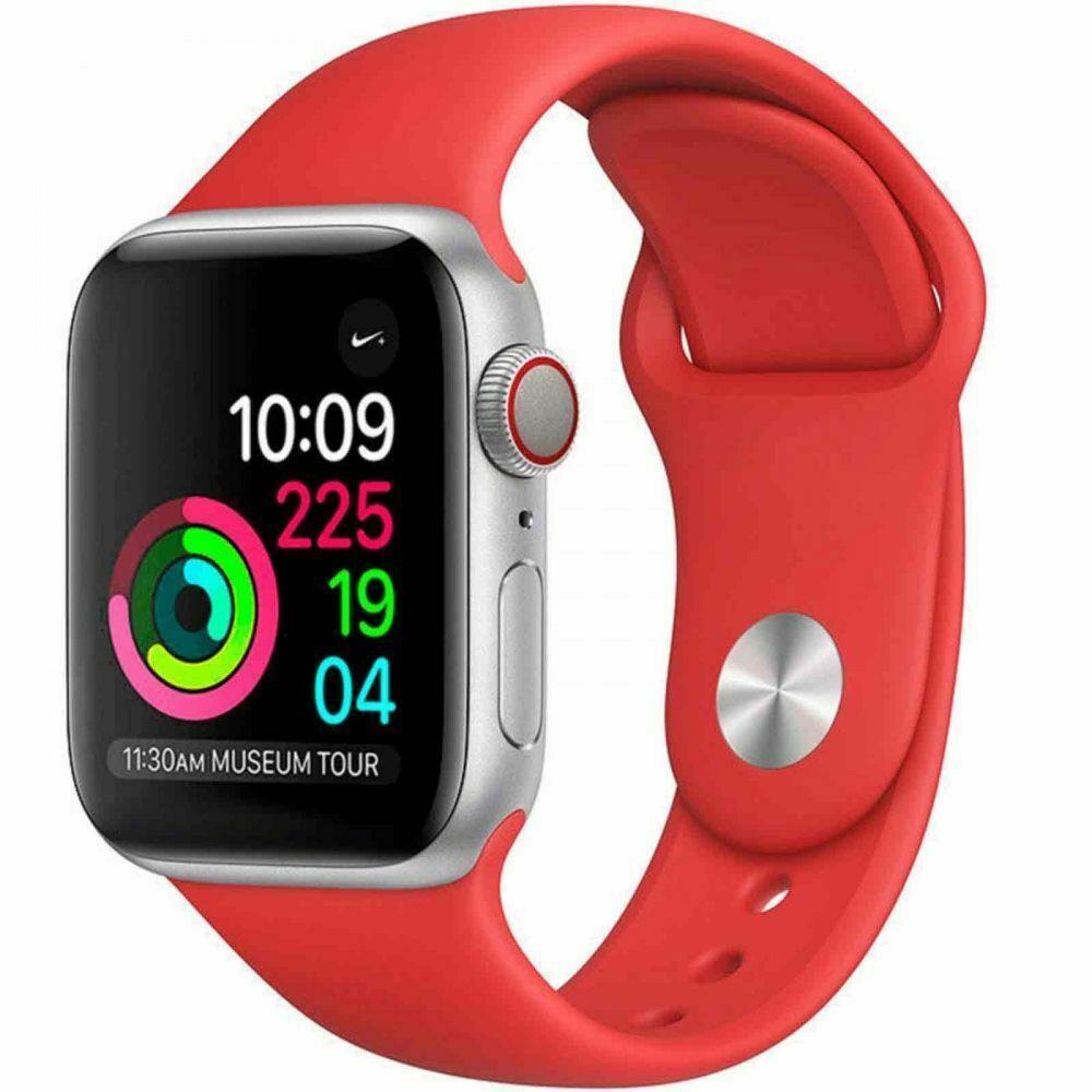 Correa de silicona para Apple Watch
