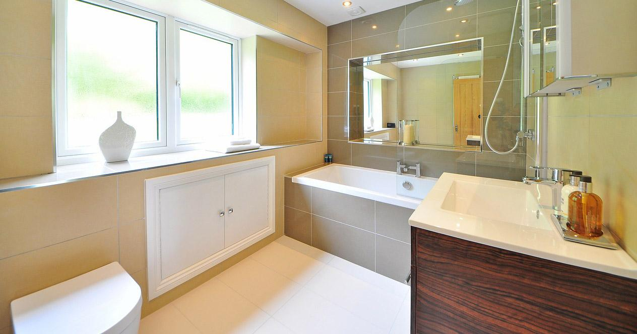 Imagen de Cuarto de baño moderno