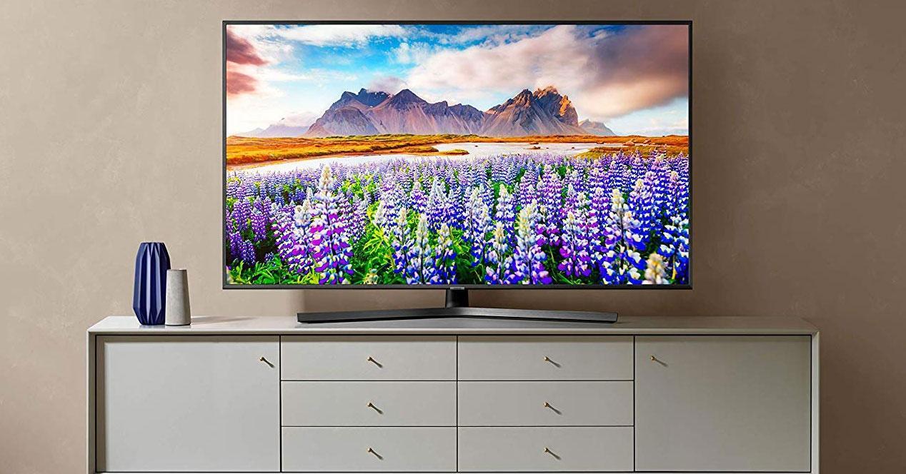 Smart TV LG 55UM7610PLB