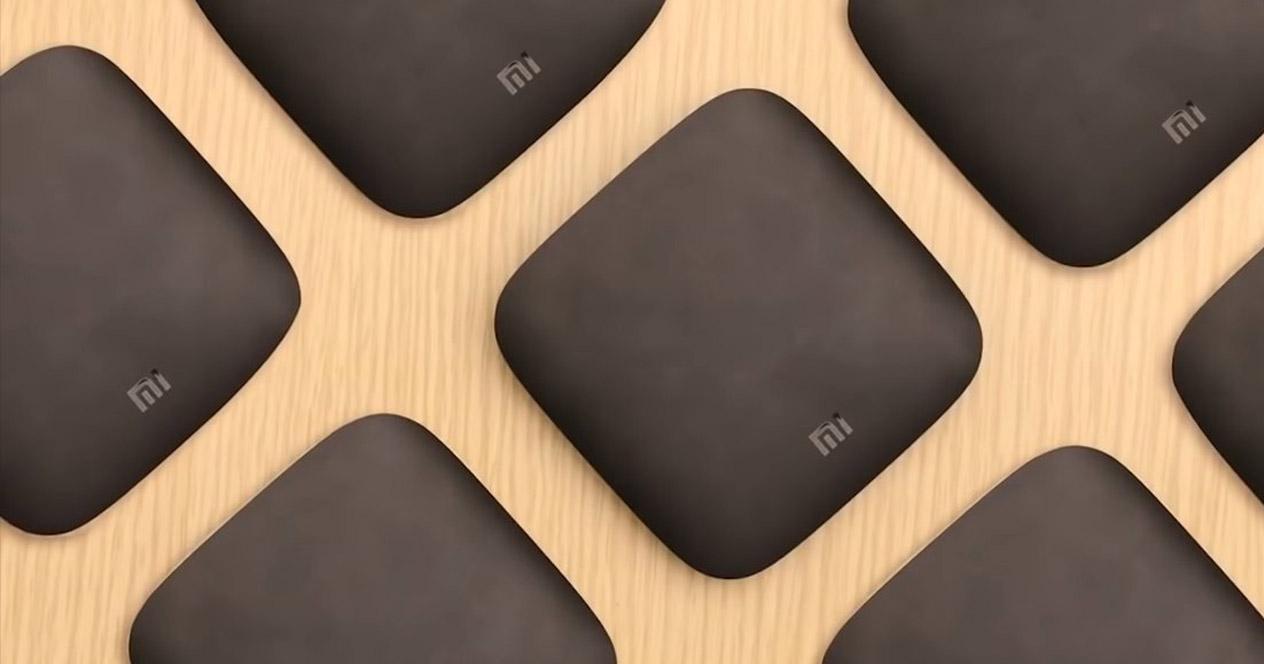 Imagen de varios Xiaomi Mi TV Box