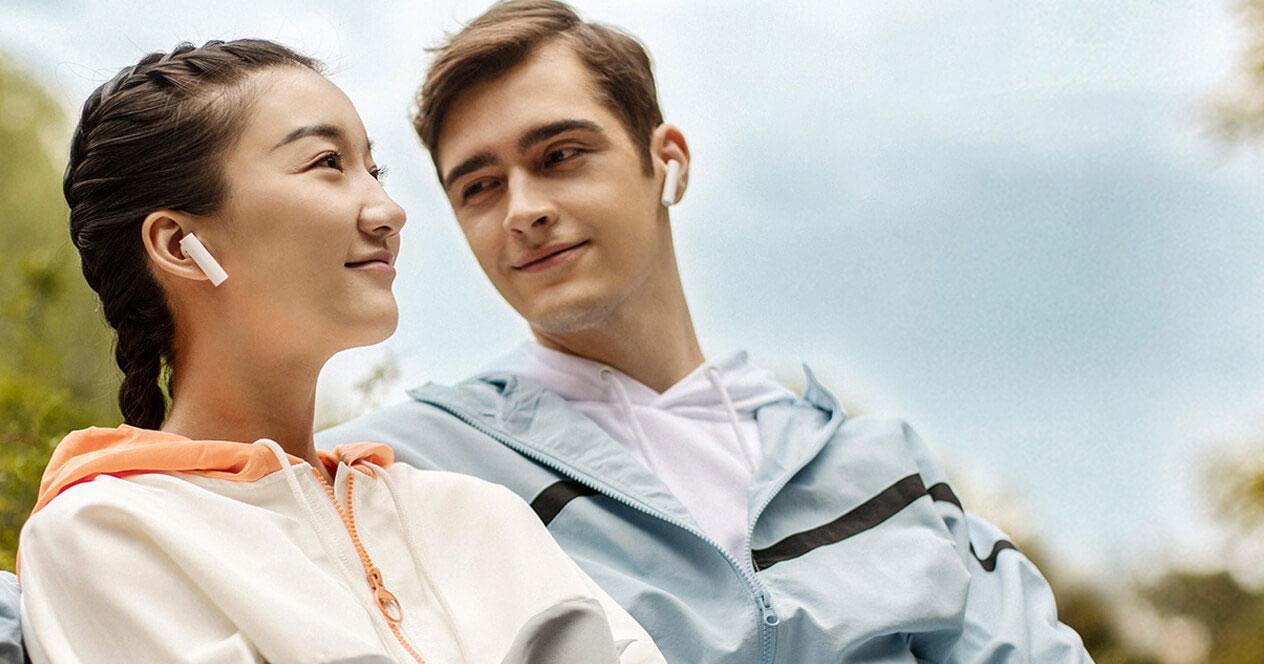 Uso de los auriculares Xiaomi Airdots Pro 2