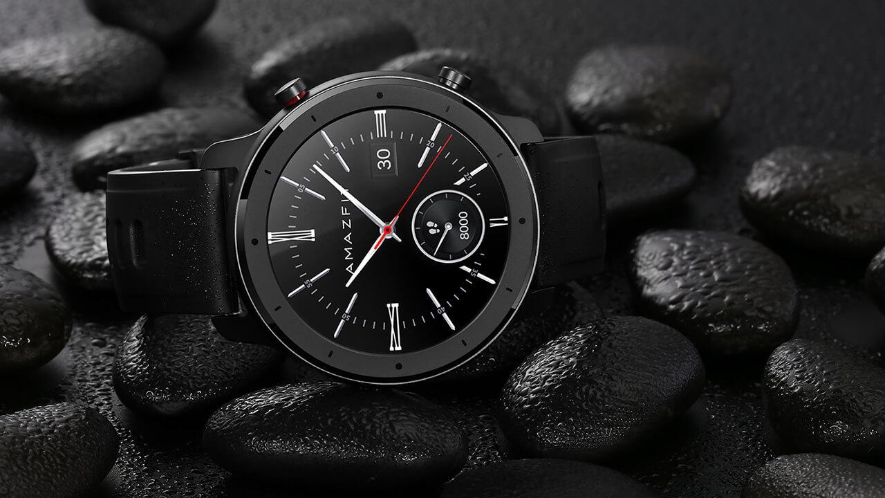 Smartwatch Amazfit GTR Lite