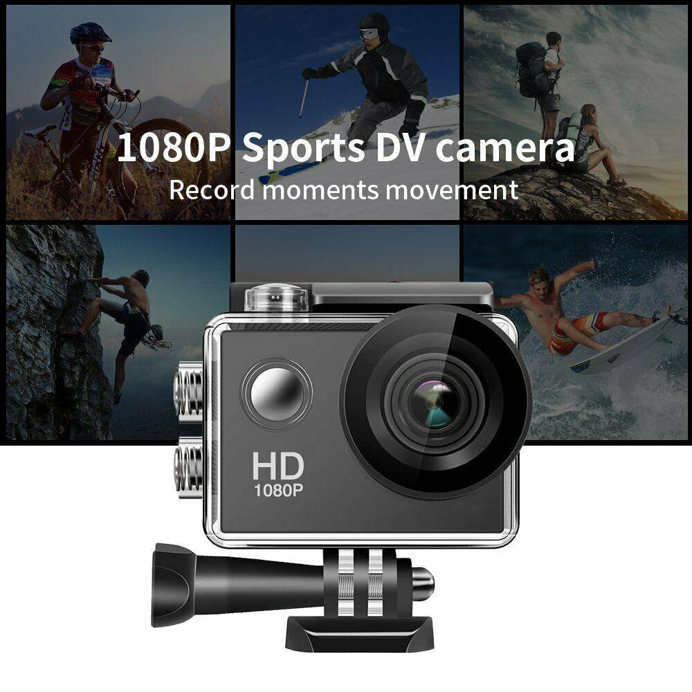 Cámara deportiva 1080p