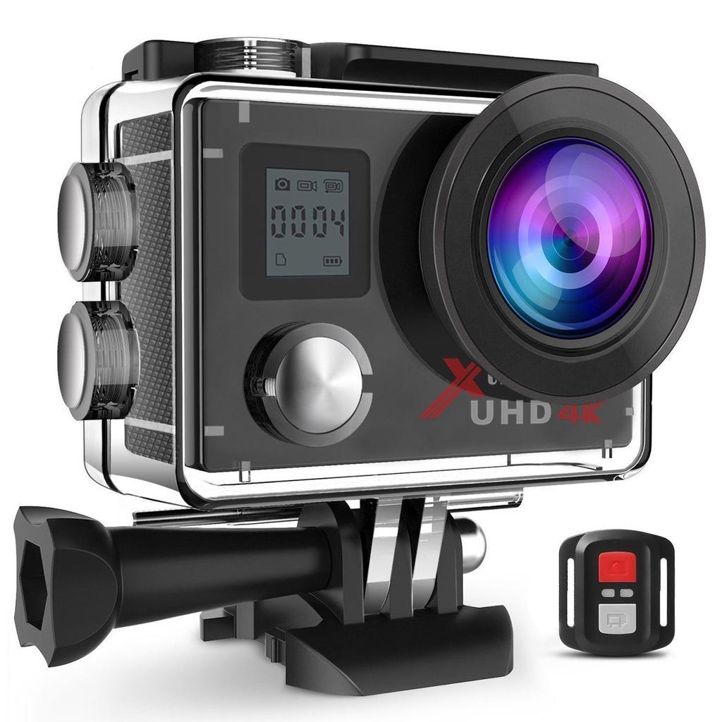 Campark ACT76, una de las mejores cámaras deportivas baratas