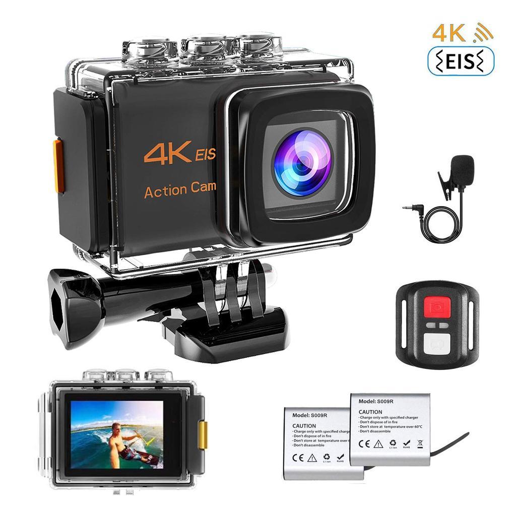 Redu 4K, una de las mejores cámaras deportivas baratas