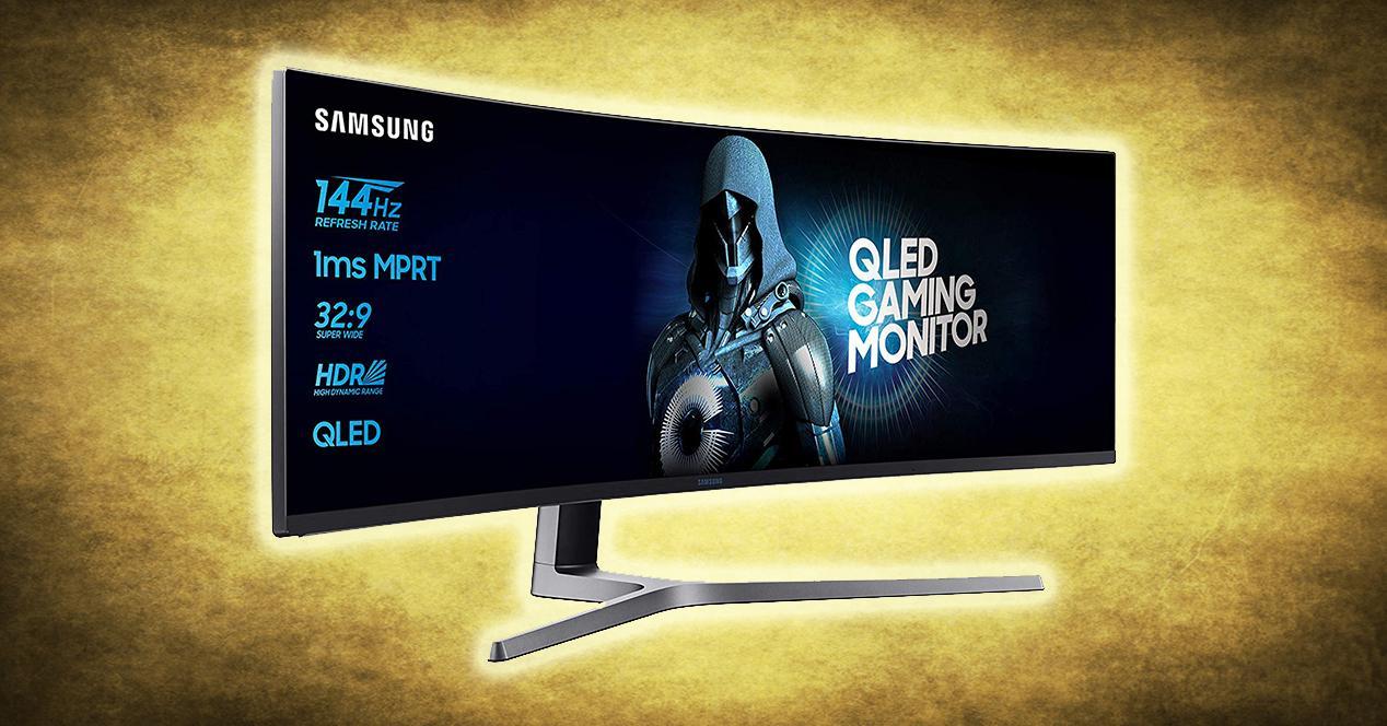 Monitor gaming Samsung LC49RG90