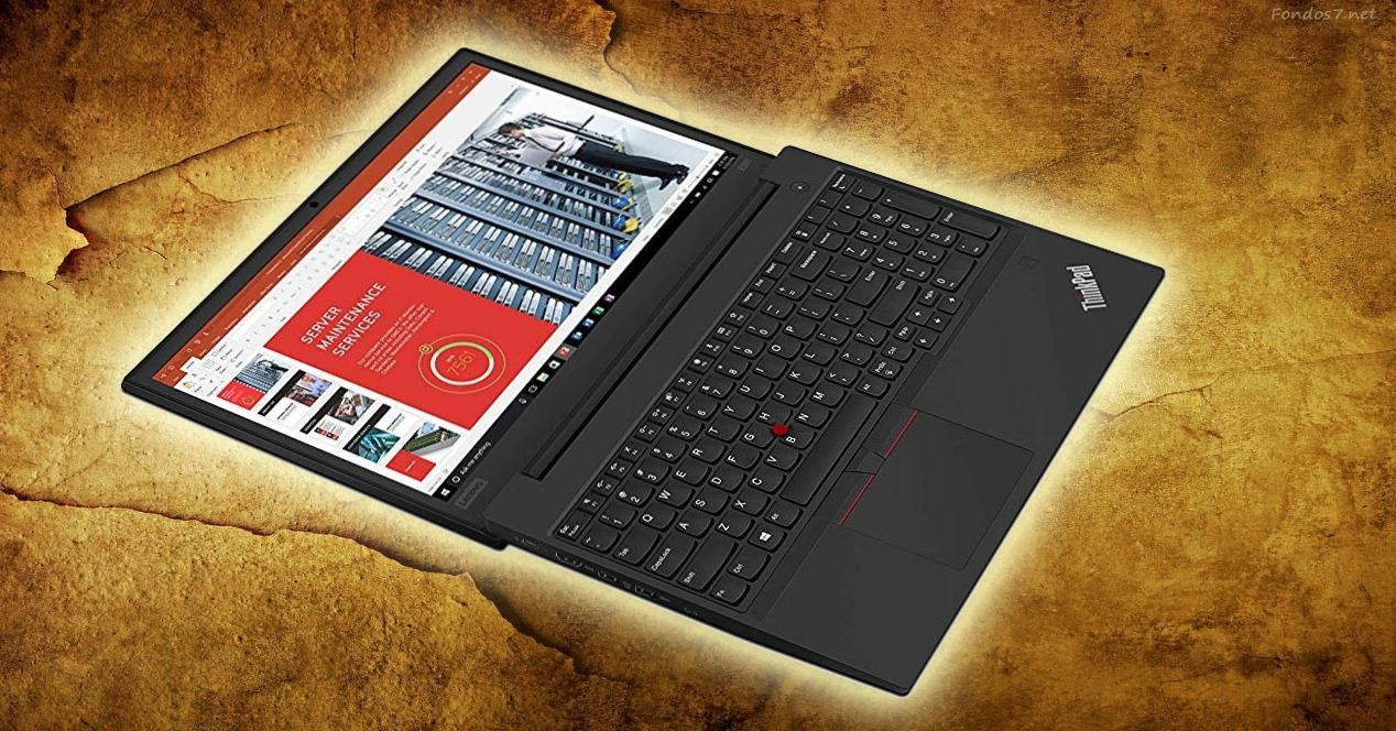 Portátril Lenovo ThinkPad E590