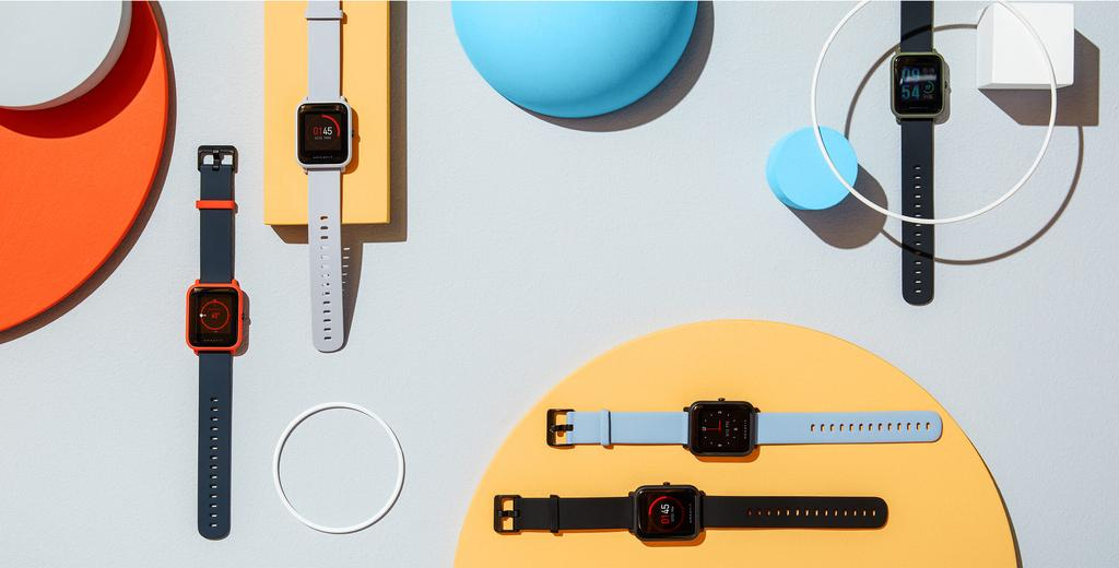 Ladda om Xiaomi Amazfit Bip