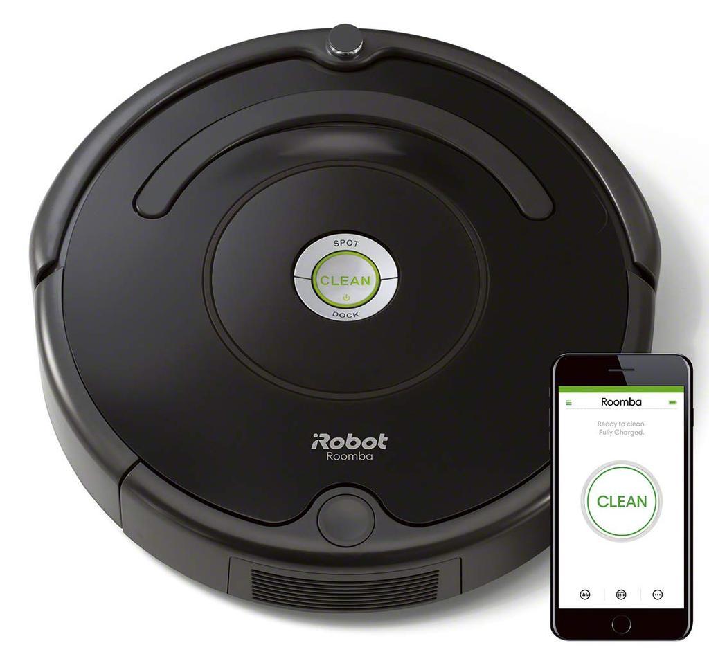 Robot aspirateur Roomba 671
