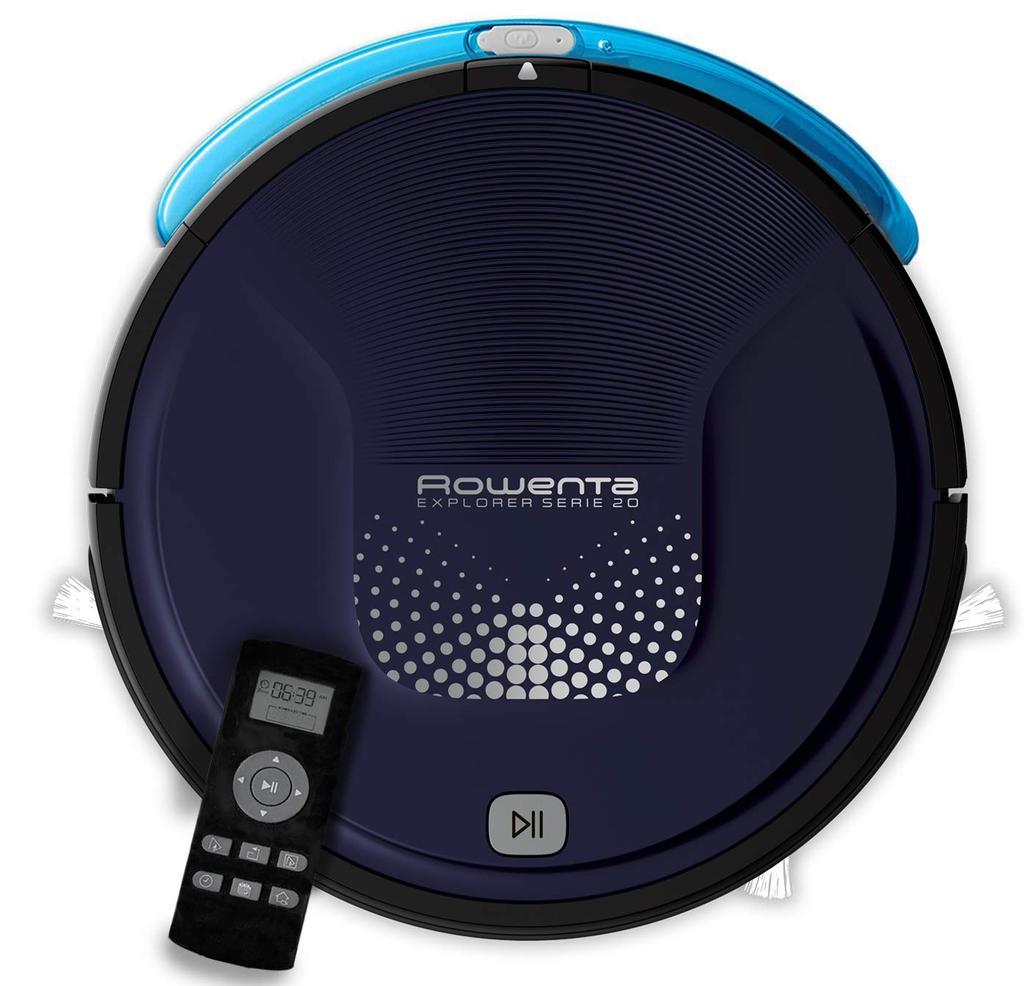 Rowenta Smart Force Explorer Aqua RR6871WH