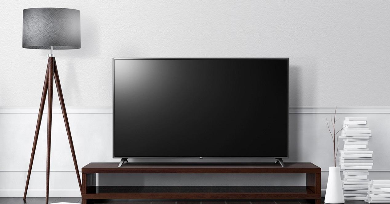 Smart TV 4K de LG